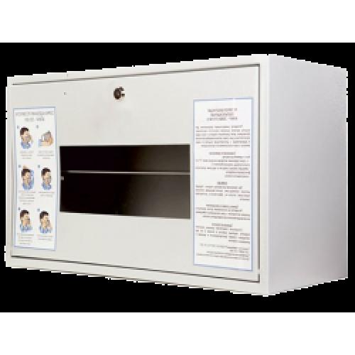 Шкаф для хранения респираторов ШМ-Р-24