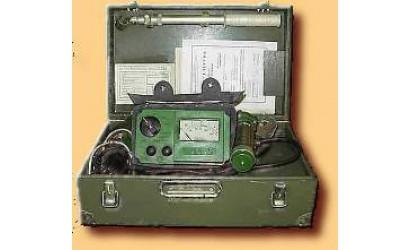 Измеритель мощности дозы ДП-5В