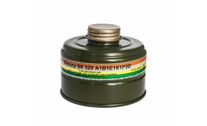 Фильтр ВК 320 марки А1B1E1K1P3D