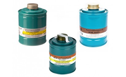 Все фильтры для комплектации противогазов ППФ-5Б