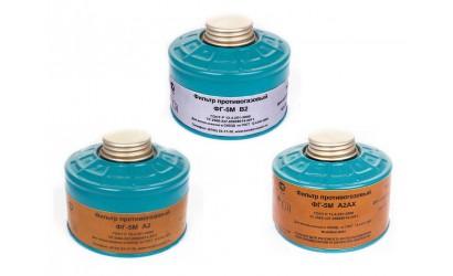 Все фильтры для комплектации противогазов ППФ-5М