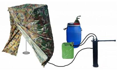 Комплект санитарной обработки КСО