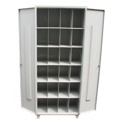 Шкаф для хранения противогазов ШМ-ПР24